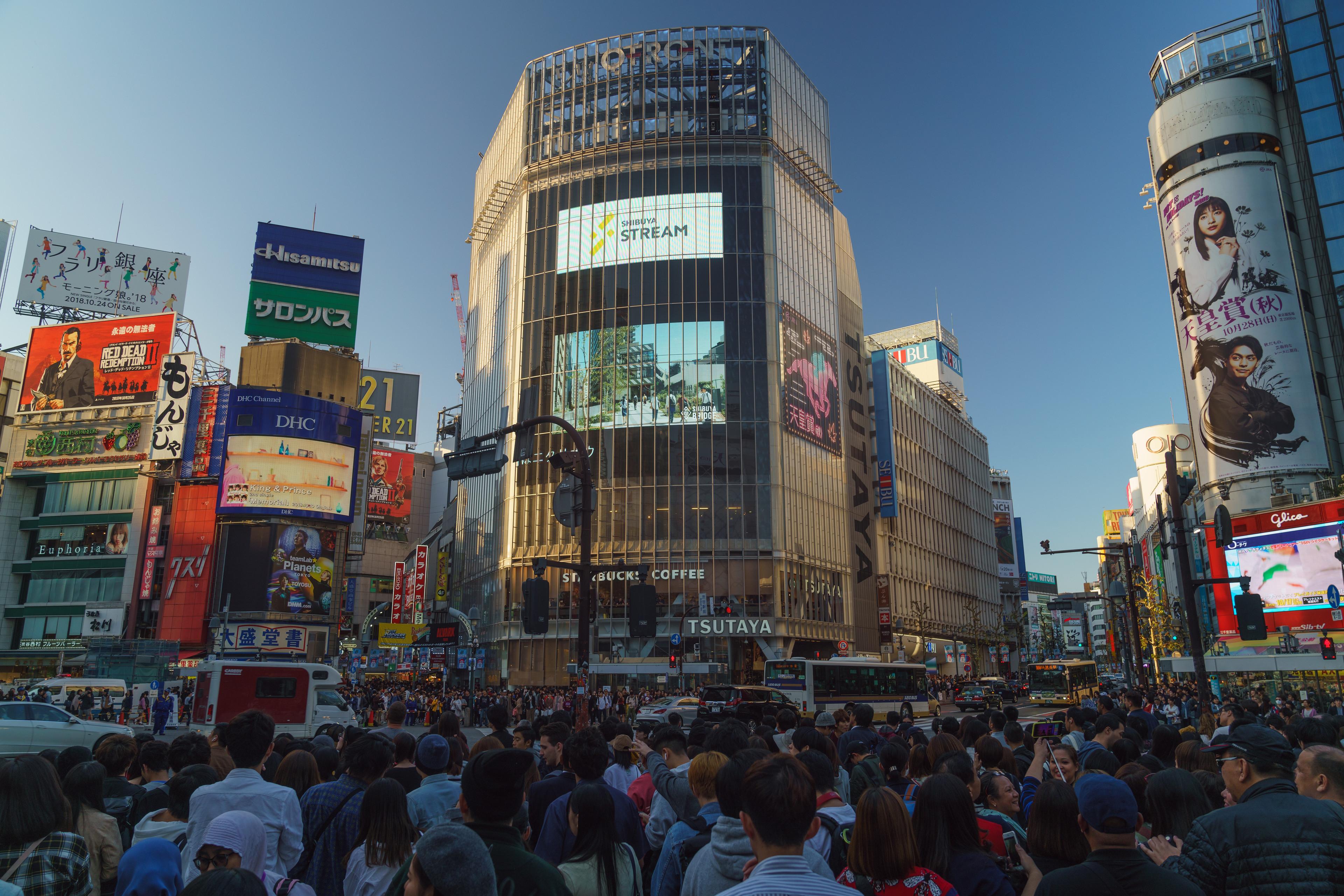 6 jours au Japon